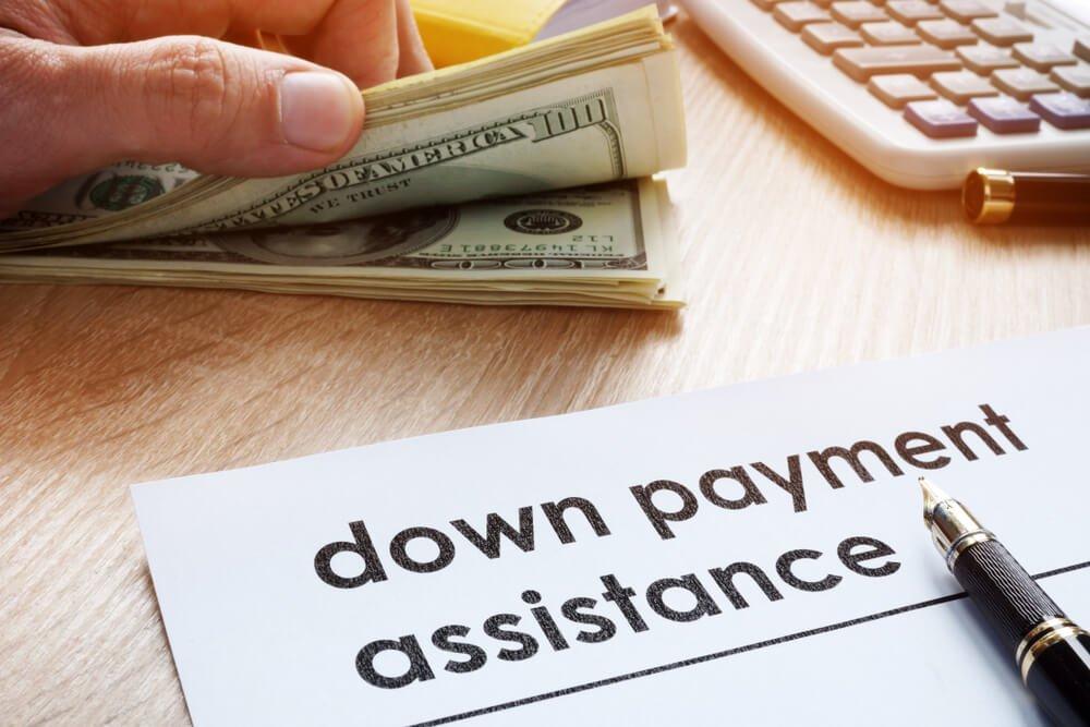 down payment assistance loans